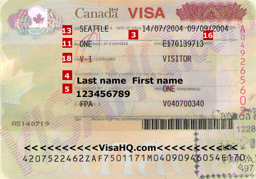 Travel Visa For Canada From Uk